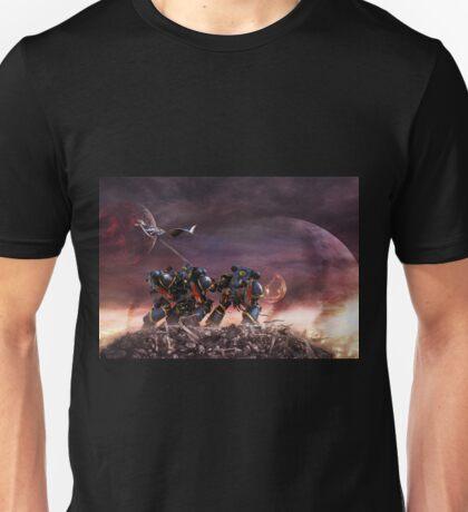 Space Marines Unisex T-Shirt