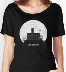 Home Sweet Home - Haunted House Women's Relaxed Fit T-Shirt