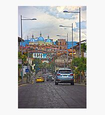 The Inca Trail Through Cuenca II Photographic Print