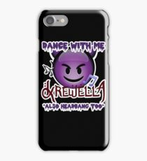 Krewella Dancing With The Devil iPhone Case/Skin