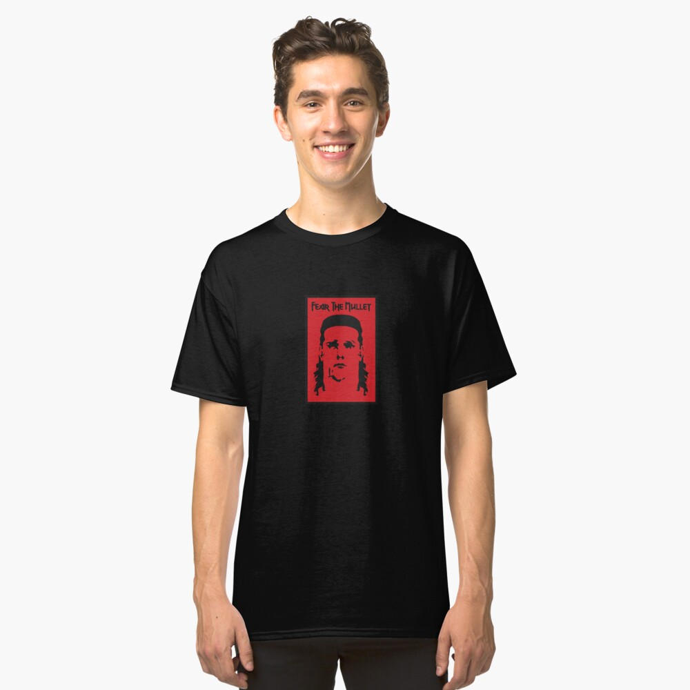 Fear the Mullet Classic T-Shirt