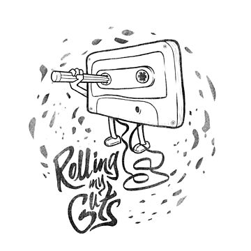 Rolling my guts white by etinu
