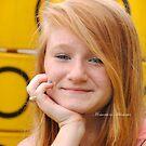 Hope - Back to School Portrait III by Brittany Kinney