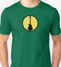 Les paul yellow black T-Shirt