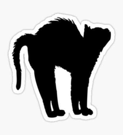 Cat  VRS2 Sticker