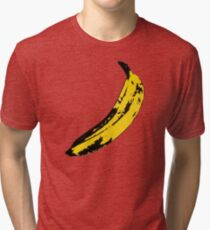 Big Yellow Banana Tri-blend T-Shirt