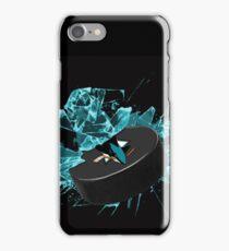 San Jose Sharks puck iPhone Case/Skin
