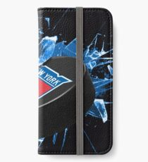 New York Rangers Puck iPhone Wallet/Case/Skin