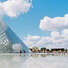Paris. The Louvre. France . Photography ® by creative-bubble