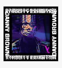 Danny Brown - Atrocity Exhibition Photographic Print