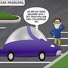 Smart Car Problems by Shai Biran
