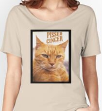 Pissed Ginger Women's Relaxed Fit T-Shirt