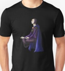 Raven (With Clothing) Unisex T-Shirt