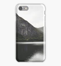 When moutains admire themselves iPhone Case/Skin