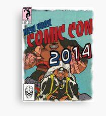 Comic Con 2014 Shirt Canvas Print