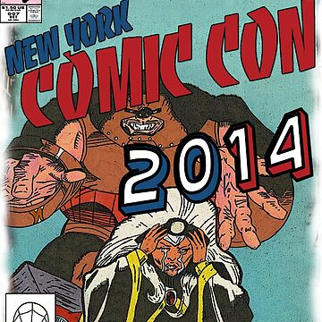 Comic Con 2014 Shirt by ibukimasta