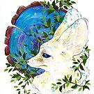 Fennec Fox by FernandaMaya