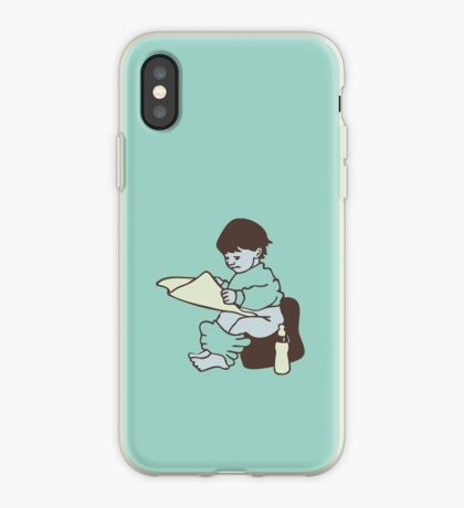 Young Reader VRS2 iPhone Case