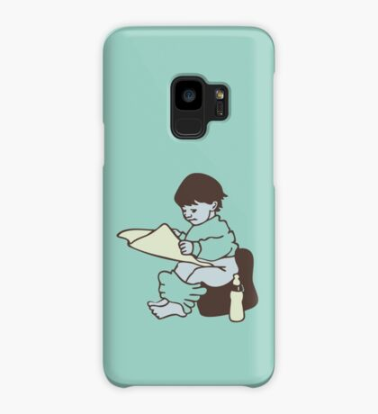 Young Reader VRS2 Case/Skin for Samsung Galaxy