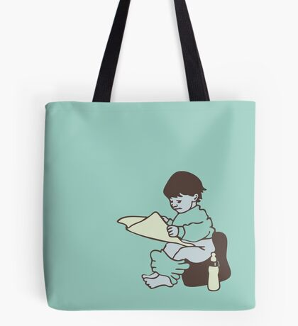 Young Reader VRS2 Tote Bag