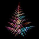 christmas tree by JBJart