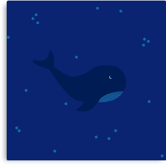 Playful Whale by Chris Johnson