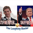 the stifmeister & the sniffmeister by Grod2014