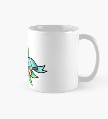 Party Parrot Vintage Tattoo Mug