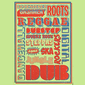 Roots Reggae by MrHippy