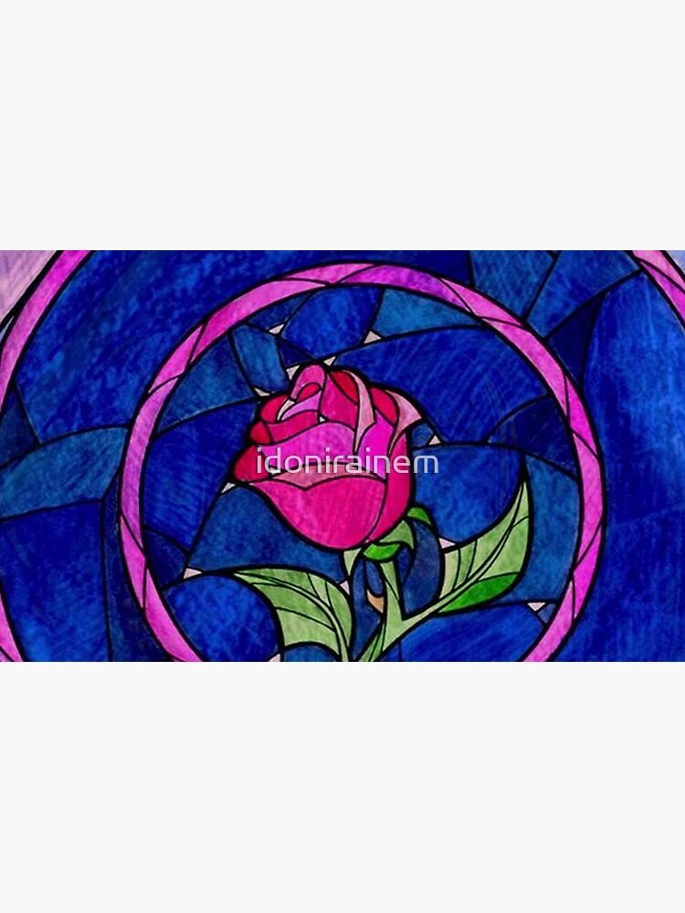 Single Rose de idonirainem