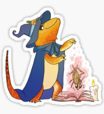 Bearded Dragon - Isadora Sticker