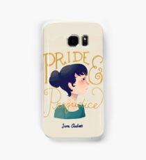 Pride and Prejudice Samsung Galaxy Case/Skin