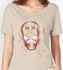 The Muzzled Thunderbolt Women's Relaxed Fit T-Shirt
