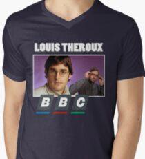 Louis Theroux Print T-Shirt