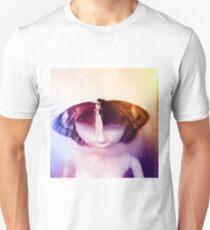 moth girl Unisex T-Shirt