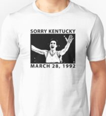 Sorry Kentucky - Christian Laettner  Unisex T-Shirt