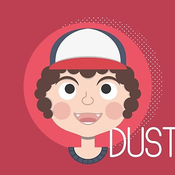 Dustin! by harugraphic