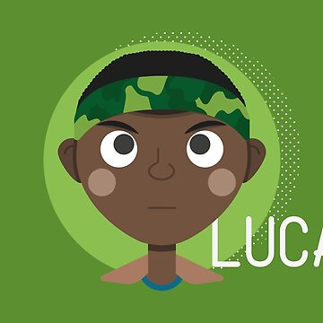 Lucas! by harugraphic