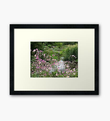 Wee Patch of Heaven Framed Print