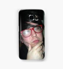 Jimmy thinking Samsung Galaxy Case/Skin
