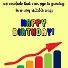 Happy Birthday - Graph by garigots