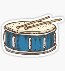 Drum Sticker