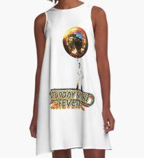 Saturday Night Fever A-Line Dress