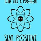 Think like a proton - BLUE by garigots