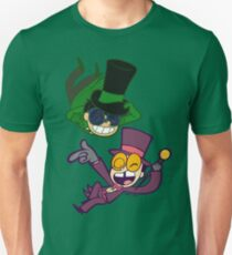 Two Hats T-Shirt
