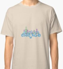 Chicago Skyline Classic T-Shirt