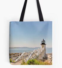 Marshall Point Lighthouse IV Tote Bag