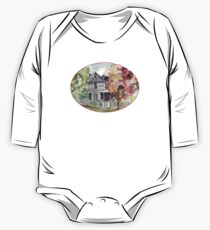 Springtime in the Country One Piece - Long Sleeve