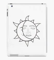 Sun and Moon iPad Case/Skin