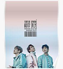GOT7 Flight Log: Departure / Mark, Yugyeom, Jinyoung Poster